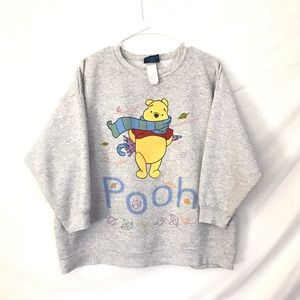Adorable Vintage Pooh crewneck